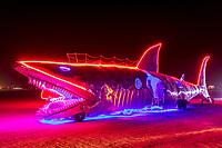 Shark Mutant Vehicle