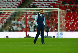 November 10, 2017 - London, England, United Kingdom - England's Manager Gareth Southgate..during International Friendly match between England  and Germany  at Wembley stadium, London  on 10 Nov  , 2017 ..during International Friendly match between England  and Germany  at Wembley stadium, London  on 10 Nov  , 2017  (Credit Image: © Kieran Galvin/NurPhoto via ZUMA Press)