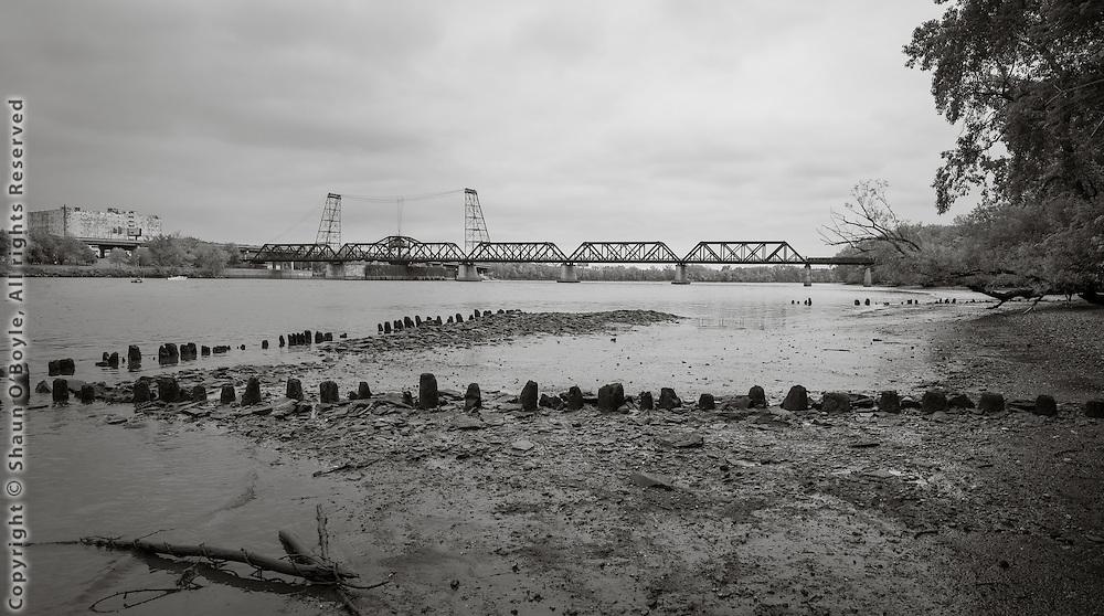 Hudson River at Rensselaer