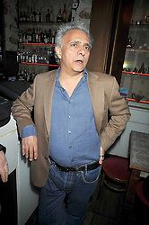 HANIF KUREISHI at a reception to celebrate the launch of Liberatum's Russian Anglo Arts Festival (Anglomockba)  held at Sketch, London on 27th April 2009.