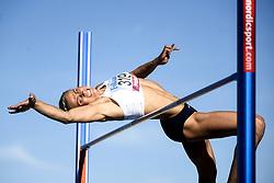 June 29, 2017 - Stockholm, Sweden - Swedish athlete BIANCA SALMING during high jump competition at the Folksam Athletics Grand Prix  2017 in Stockholm. (Credit Image: © Simon Hasteg/Bildbyran via ZUMA Wire)