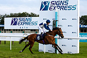 Lovers' Gait ridden by Liam Keniry and trained by Daniel Kubler wins the visitbath.co.uk Handicap - Mandatory by-line: Robbie Stephenson/JMP - 18/07/2020 - HORSE RACING- Bath Racecourse - Bath, England - Bath Races 18/07/20