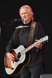 Kris Kristofferson performing during the Glastonbury Festival at Worthy Farm in Pilton, Somerset. Picture date: Friday June 23rd, 2017. Photo credit should read: Matt Crossick/ EMPICS Entertainment.