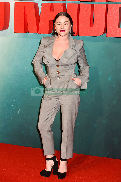 Jaime Winstone attends the Tomb Raider European Premiere at the Vue West End, London.  Picture date: Tuesday 6th March 2018.  Photo credit should read:  David Jensen/ EMPICS Entertainment