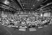 2ND INTERNATIONAL DAY OF YOGA IN MADRID