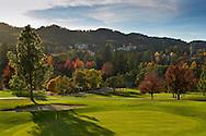 Golf Course at Rossmore Retirement Community, Walnut Creek, California