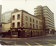 Old amateur photos of Dublin streets churches, cars, lanes, roads, shops schools, hospitals, Streetscape views are hard to come by while the quality is not always the best in this collection they do capture Dublin streets not often available and have seen a lot of change since photos were taken Peters Pub South William St. Merceies Hospital Powerscourt Shopping Centre, St Andrews Church Andrew street, O'Neills Pub, Tara St Fire Station, towndsend street, DICO, Old Flat Complex, Custom House Kennedys Pub, City Quay, May 1984