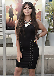 """Special screening of 20th Century Fox's """"The Darkest Minds"""" at ArcLight Hollywood on July 26, 2018 in Hollywood, California. 26 Jul 2018 Pictured: Tati McQuay. Photo credit: Scott Kirkland/PictureGroup / MEGA TheMegaAgency.com +1 888 505 6342"""