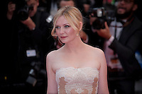 Actress and jury member Kirsten Dunst at the Closing Palm D'Or Awards Ceremony at the 69th Cannes Film Festival, Sunday 22nd May 2016, Cannes, France. Photography: Doreen Kennedy