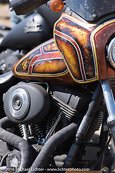 The FXR Dyna Show held at the Sturgis Dragway during the annual Sturgis Black Hills Motorcycle Rally.  SD, USA.  August 7, 2016.  Photography ©2016 Michael Lichter.