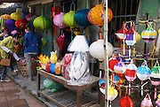 Vietnam, Hoi An Old town Lanterns