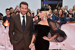 Bradley Cooper and Lady Gaga attend the A Star Is Born screening held at the Roy Thomson Hall during the Toronto International Film Festival in Toronto, Canada on September 9th, 2018. Photo by Lionel Hahn/ABACAPRESS.com