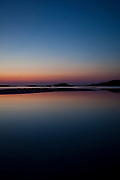 """The famous Elafonisi beach on Crete, at sunset. This mage can be licensed via Millennium Images. Contact me for more details, or email mail@milim.com For prints, contact me, or click """"add to cart"""" to some standard print options."""