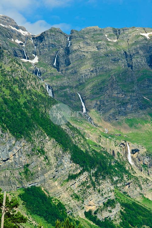 Circo de Pineta. Parque Nacional de Ordesa. Pirineos. Bielsa. Huesca ©ANTONIO REAL HURTADO / PILAR REVILLA