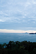 Sunset over Panwa penninsula on Phuket's south coast