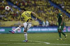 Colombia vs. Bolivia 24 march 2017