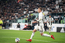 March 8, 2019 - Turin, Piedmont/Turin, Italy - Federico Bernardeschi of Juventus during the Seria A Football Match: Juventus vs Udinese. Juventus won 4-1 at Allianz Stadium in Turin 8th march 2019 (Credit Image: © Alberto Gandolfo/Pacific Press via ZUMA Wire)