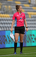 Rugby Union - 2019 / 2020 Gallagher Premiership - Worcester Warriors vs Bristol Bears<br /> <br /> Assistant Referee Sara Cox, at Sixways.<br /> <br /> COLORSPORT/ASHLEY WESTERN
