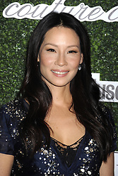 Image ©Licensed to i-Images Picture Agency. 03/09/2014. New York, United States.<br /> 62302899<br /> Lucy Liu attends the 8th Annual Fashion Award Honouring Carolina Herrera at David H. Koch Theatre at Lincoln Centre. Picture by  imago / i-Images<br /> UK ONLY