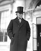 David Lloyd George, 1st Earl of Dwyfor (17 January 1863 – 26 March 1945) was a British statesman; Prime Minister of the United Kingdom 1916 – 1922, Chancellor of the Exchequer 1908 – 1915