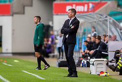 Simon Rozman, head coach of NK Domzale during 2nd leg match of 1st Round Qualifications for European League between FC Flora and NK Domzale, on July 7, 2017 on Le Coq Arena, Tallinn, Estonia. Photo by Ziga Zupan / Sportida