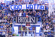 DESCRIZIONE : Brindisi  Lega A 2015-16<br /> Enel Brindisi Obiettivo Lavoro Virtus Bologna<br /> GIOCATORE : Ultras Tifosi Spettatori Pubblico Enel Brindisi<br /> CATEGORIA : Ultras Tifosi Spettatori Pubblico<br /> SQUADRA : Enel Brindisi<br /> EVENTO : Campionato Lega A 2015-2016<br /> GARA :Enel Brindisi Obiettivo Lavoro Virtus Bologna<br /> DATA : 11/10/2015<br /> SPORT : Pallacanestro<br /> AUTORE : Agenzia Ciamillo-Castoria/M.Longo<br /> Galleria : Lega Basket A 2014-2015<br /> Fotonotizia : Brindisi  Lega A 2015-16 Enel Brindisi Obiettivo Lavoro Virtus Bologna<br /> Predefinita :