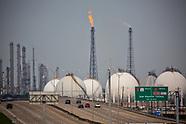 Industry in Texas impacted By Harvey