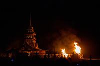 Temple Burn 2012