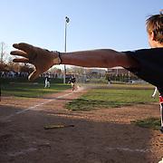 High School Baseball McMahon Senators