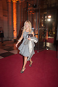 CAROL SIEGEL, Hollywood Costume gala dinner, V and A. London. 16 October 2012