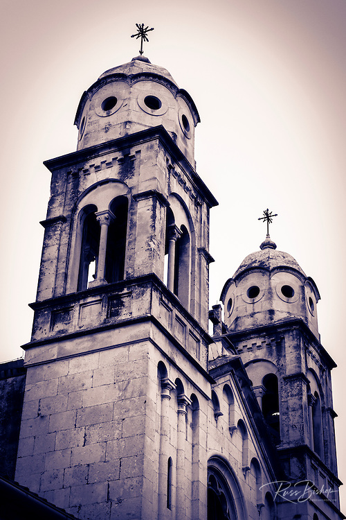 Church of St. Spiridon, Skradin, Dalmatia, Croatia