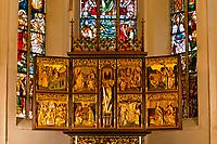 St. Thomas Church (Thomaskirche), Leipzig, Saxony, Germany