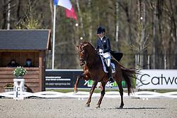 Paulius Larissa, BEL, First-Step Valentin<br /> CDI 3* Opglabeek<br /> © Hippo Foto - Dirk Caremans<br />  23/04/2021