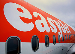 Embargoed to 0001 Monday May 29 File photo dated 8/3/2017 of an easyJet aeroplane, as the airline has said it believes its parent-friendly initiatives contributed to a jump in travel by families.