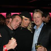 NLD/Amsterdam/20060123 - Feest release film 50 Cent, Roderick Hilhorst en Mayday, Robin Blum
