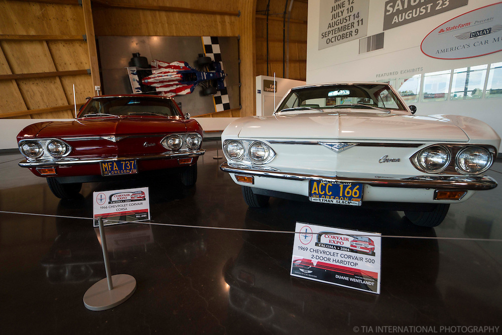1966 & 1969 Chevrolet Corvairs