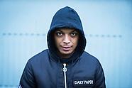 Rapper Ronnie Flex