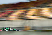 April 17, 2014 - Shanghai, China. UBS Chinese Formula One Grand Prix. Caterham F1 Team<br /> <br /> © Jamey Price / James Moy Photography