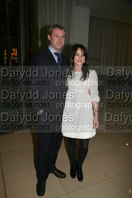 Jo Tunstall and KT Tunstall  attends Not Another Burns night. St. Martin's Lane Hotel.  Monday 3rd March 2008.<br /> *** Local Caption *** -DO NOT ARCHIVE-© Copyright Photograph by Dafydd Jones. 248 Clapham Rd. London SW9 0PZ. Tel 0207 820 0771. www.dafjones.com.