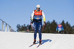 March 2, 2018 - Lahti, FINLAND - 180302 Ida Ingemarsdotter of Sweden during a training session ahead of the FIS Cross-Country World Cup on March 02, 2018 in Lahti. .Photo: Fredrik Varfjell / BILDBYRÃ…N / kod FV / 150069 (Credit Image: © Fredrik Varfjell/Bildbyran via ZUMA Press)