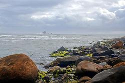 Praia da Ribanceira, no municipio de Imbituba, SC. FOTO: Jefferson Bernardes / Preview.com