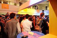Microsoft Windows 8 launch, college edition at the NERD center in Cambridge MA