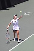 5/9/09 Women's Tennis vs Florida International