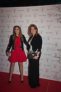 PRINCESS BEATRICE; THE DUCHESS OF YORK;  Gabrielle's Gala 2013 in aid of  Gabrielle's Angels Foundation UK , Battersea Power station. London. 2 May 2013.