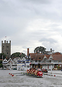 Henley, Great Britain.  St Paul's, Concord. USA Challenge Cup, at  Henley Royal Regatta. Henley Reach, England 04.07.2007 [Mandatory credit Peter Spurrier/ Intersport Images]. Rowing Courses, Henley Reach, Henley, ENGLAND . HRR.