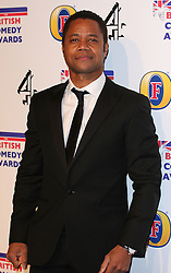 CUBA GOODING JNR attends the British Comedy Awards at Fountain Studios, London, England, December 12, 2012. Photo by i-Images.