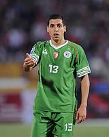 Fotball<br /> Algerie<br /> 14.11.2009<br /> Egypt v Algerie<br /> Foto: imago/Digitalsport<br /> NORWAY ONLY<br /> <br /> Karim MATMOUR (ALG)