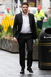 © Licensed to London News Pictures. FILE PICTURE DATED 09/11/2020. London, UK.  Labour Party Director of Communications Ben Nunn departs LBC studios in Central London. It has been reported that Ben Nunn is stepping down to pursue other projects  after working for the Labour Party since 2016. Photo credit: George Cracknell Wright/LNP