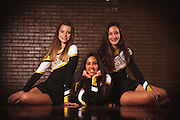Chicago Sports Photography - Hinsdale South High School Cheer by Chicago Sports Photographer Chris W. Pestel. Hinsdale, IL Chicago, IL