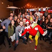 La Jolla Sports Club Holiday Party at Rooftop 2016